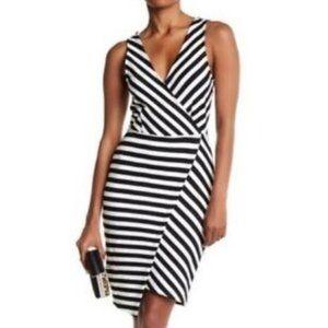 CUPCAKES & CASHMERE Sheldon Striped Dress